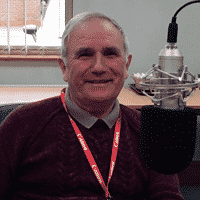 Dave Blackwell Dave The Gardener on Actual Radio Essex