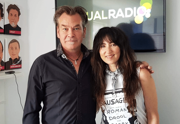KT Tunstall on Actual Radio Colchester
