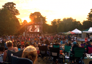 Summer Screen Colchester