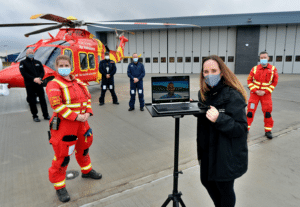 Essex Air Ambulance New Airbase